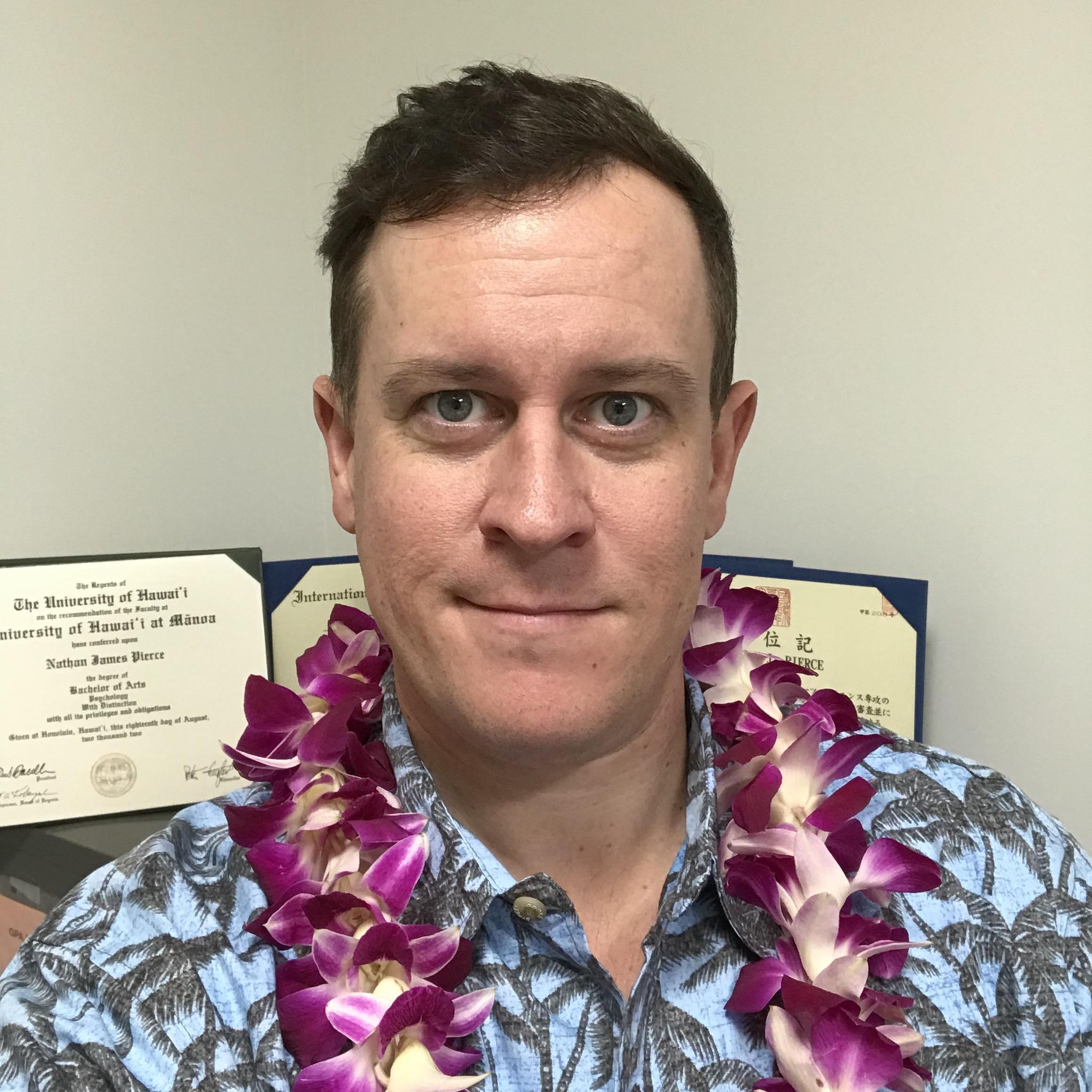 Nathan Pierce's Profile Photo