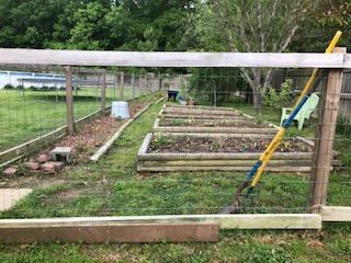 Early Spring Garden Beds