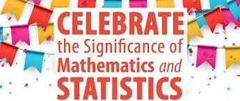 Math & Statistics Month