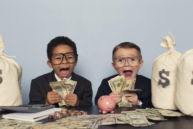 How to talk to kids about managing money