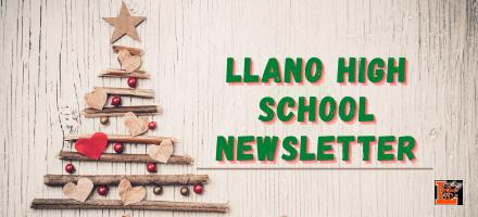 LHS newsletter