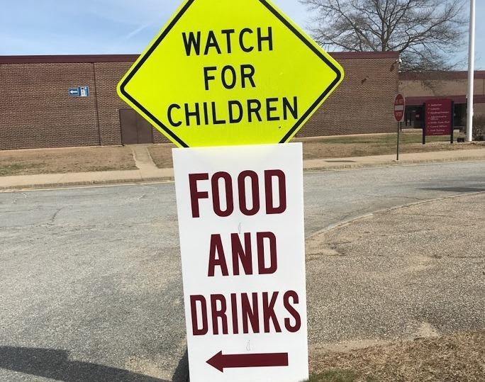Updates for Windham Families about Free Meals During School Closing Thumbnail Image