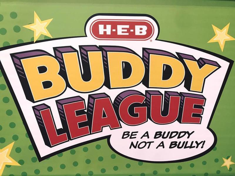 H-E-B Buddy League Visits with Grades K-2 Thumbnail Image