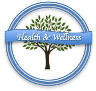 health and wellness logo image