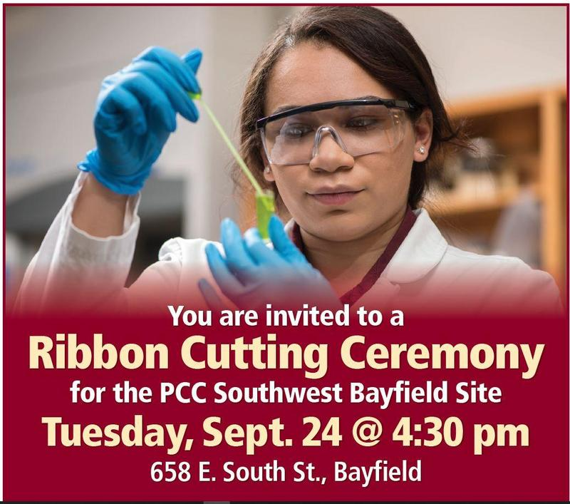 PCC Ribbon Cutting Ceremony Featured Photo