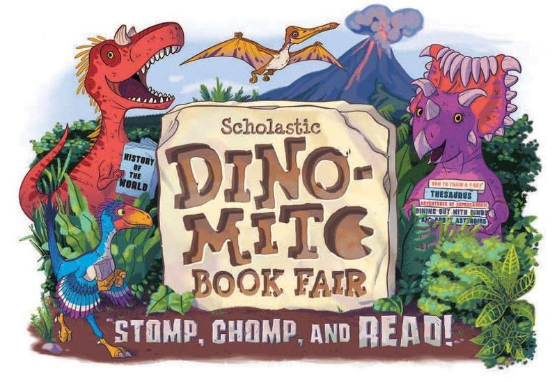 Spring Book Fair Next Week Thumbnail Image