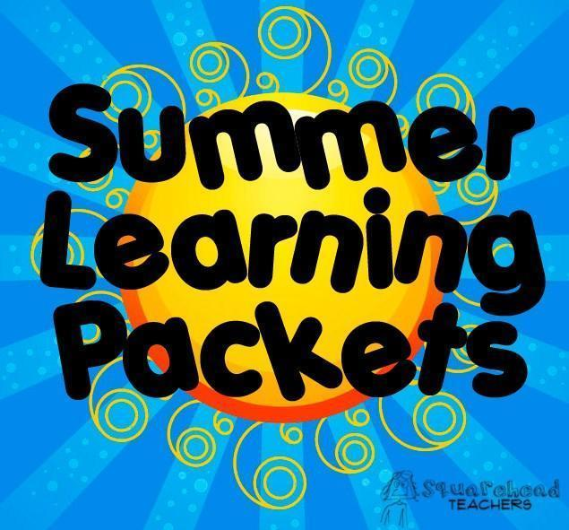 Summer Learning Packet