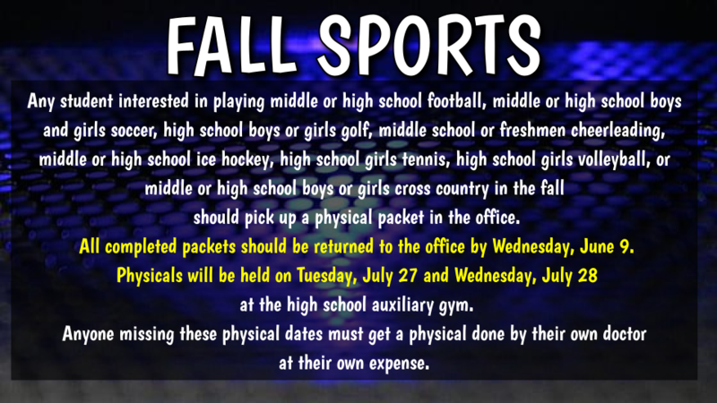 Fall Sports Featured Photo