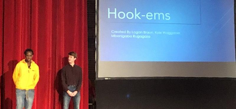 RIHS INCubator Students Participate in Pitch Day Featured Photo