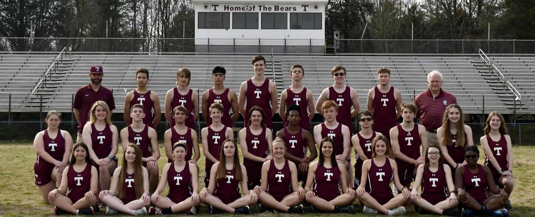 2021 Track Team