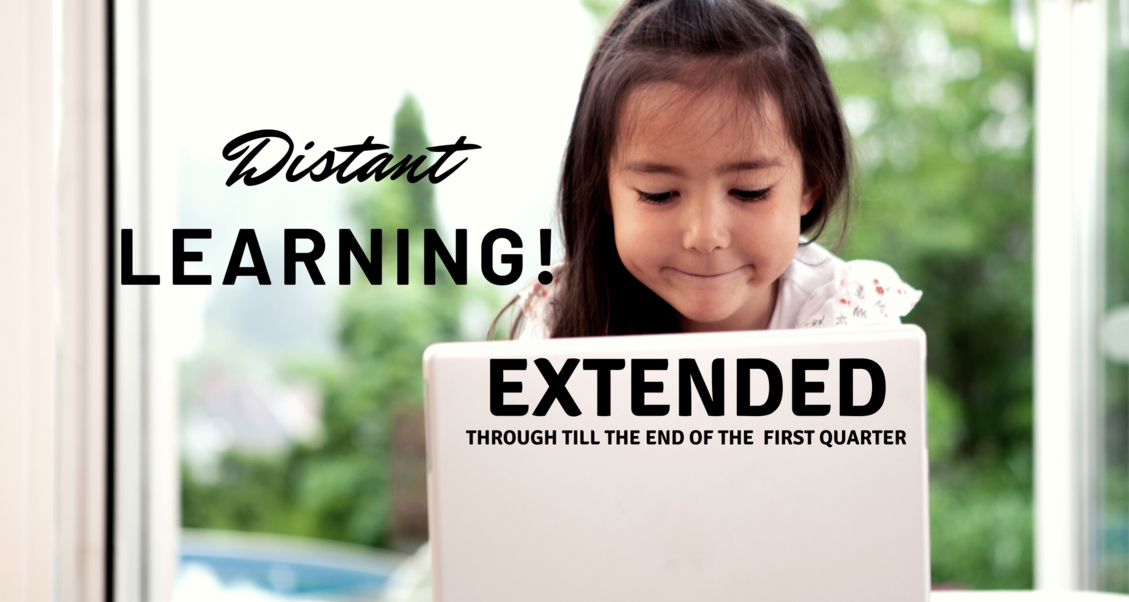 Distant learning extended
