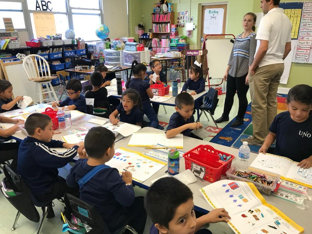 Kindergarten works on wants and needs