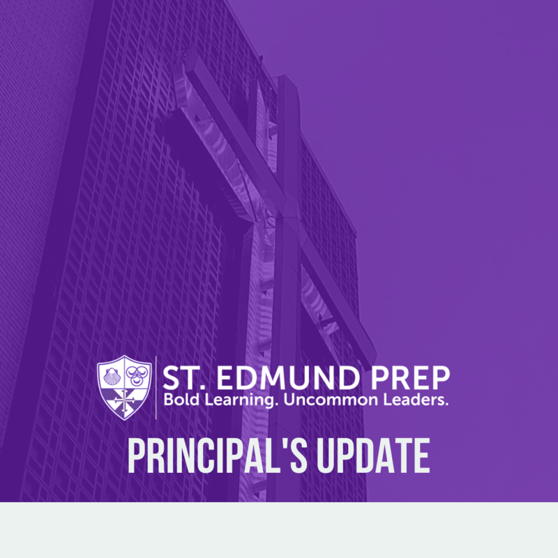 Principal's Update October 2020 Featured Photo
