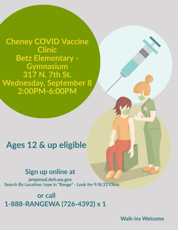 Betz is Hosting a COVID Vaccine Clinic! Thumbnail Image