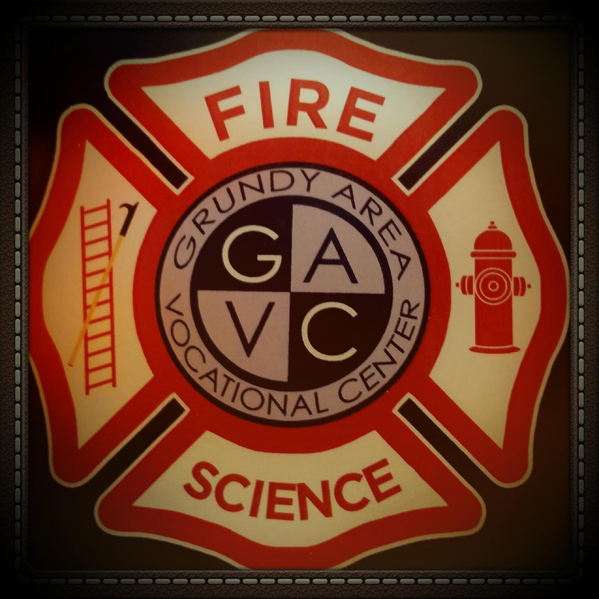 GAVC Fire Science Logo