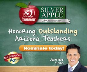 Silver Apple Award Contest Featured Photo