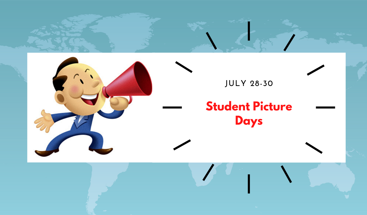 student picture days