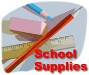 2018-2019 School Supply Lists Posted! Featured Photo