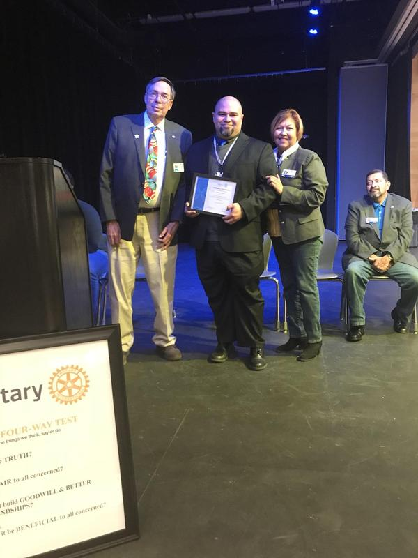 MNTHS Interact Club One of Three Clubs to Earn Presidential Citation Award Thumbnail Image