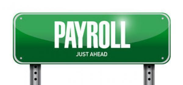 Payroll Sign