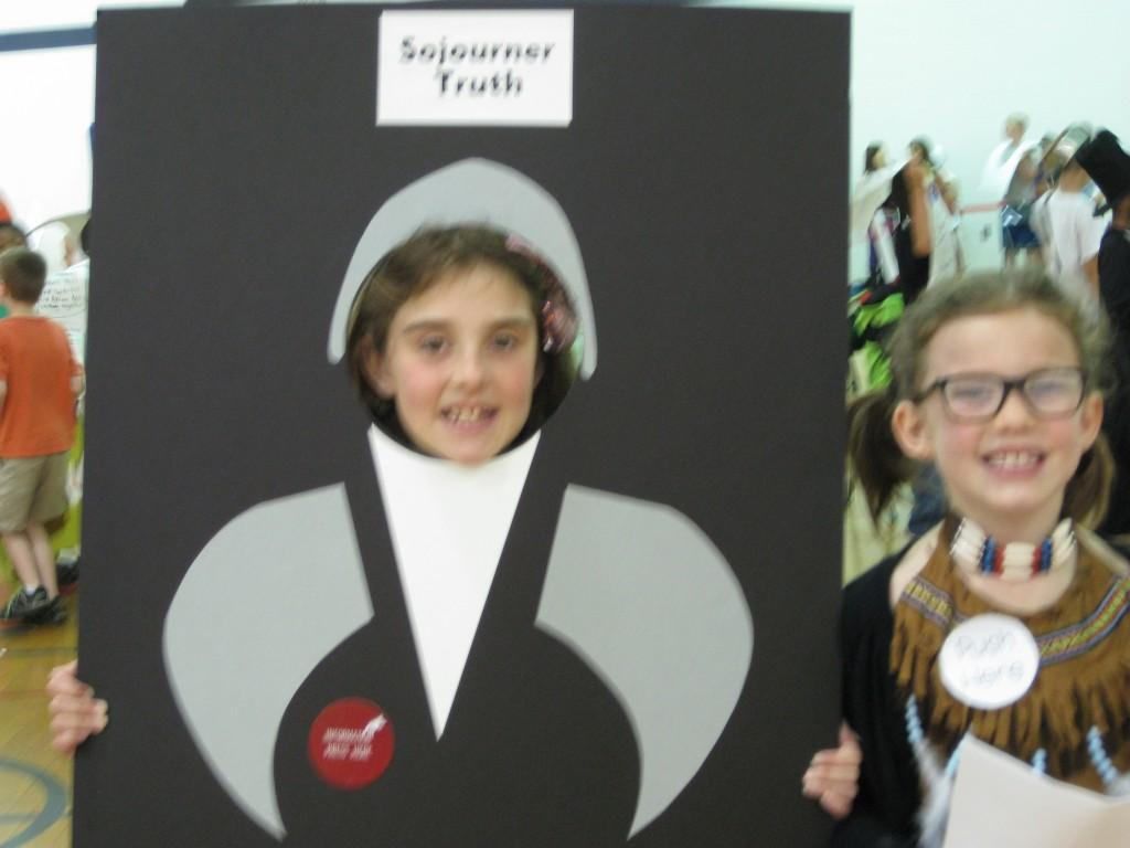 Wax Museum-Sojourner Truth