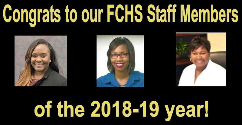 FCHS Teachers of the Year Featured Photo