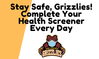 Stay Safe! Student Health Screener Featured Photo