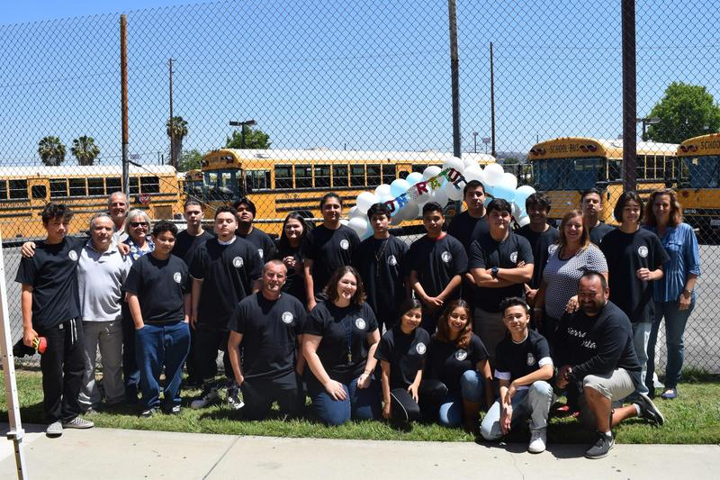 Sierra Vista Fosters Freshman Fresh Start Program Featured Photo