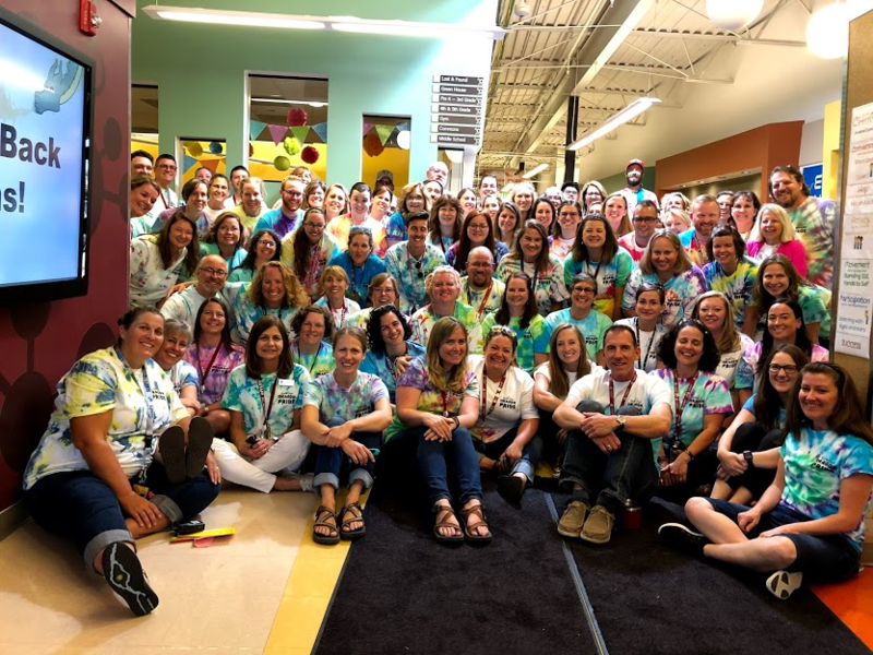 2019-2020 School Year - Showing our Dragon PRIDE! Thumbnail Image