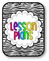 Distance Learning Weekly Lesson Plan Featured Photo