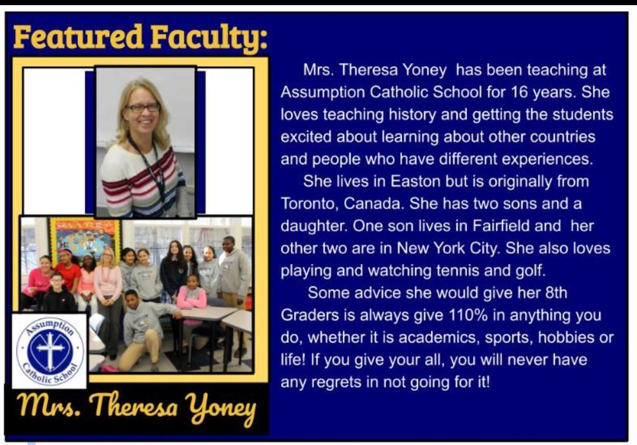 Assumption Faculty