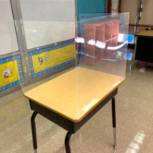 Desk Dividers for In-Person Learning Featured Photo