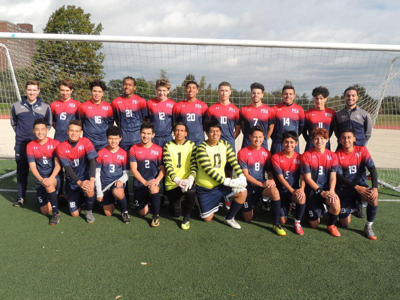 PHA's boys soccer team wins its 3rd consecutive state championship! Featured Photo