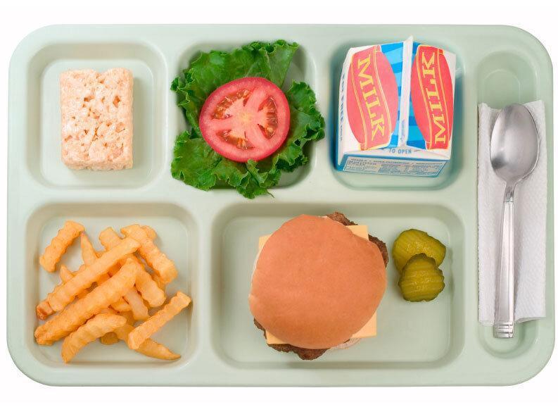 summer meal program (school lunch image)