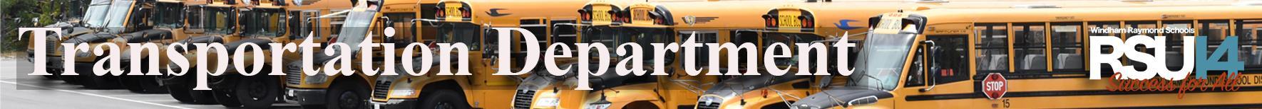 Bus Transportation Request Form Transportation Windham Raymond School District Rsu14