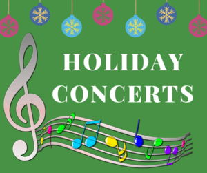 Holiday Concerts Logo