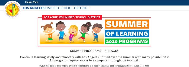 SUMMER SCHOOL Featured Photo