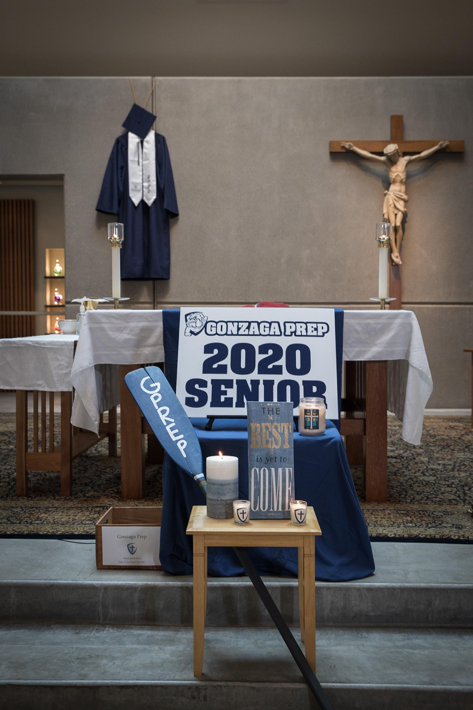Senior Mass 2020