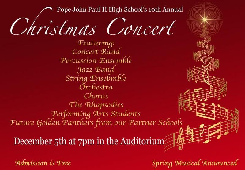 10th Annual Christmas Concert Thumbnail Image