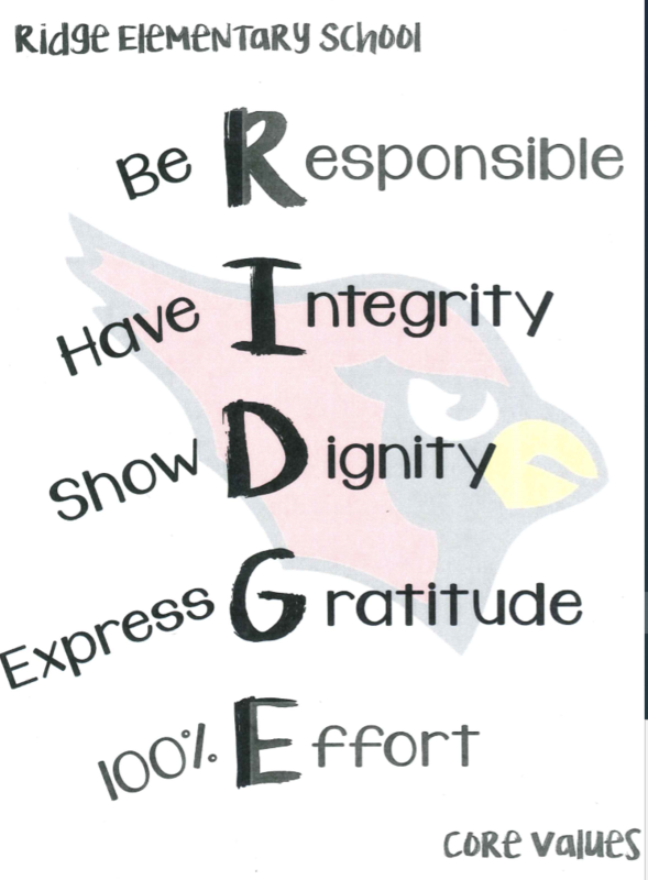 Ridge Core Values