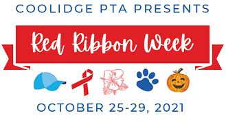 Oct. 25th - Oct. 29th:  Red Ribbon Week Featured Photo