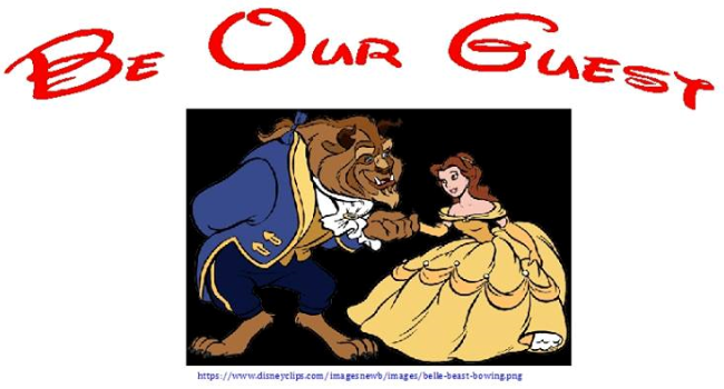Be Our Guest Luncheon Thumbnail Image