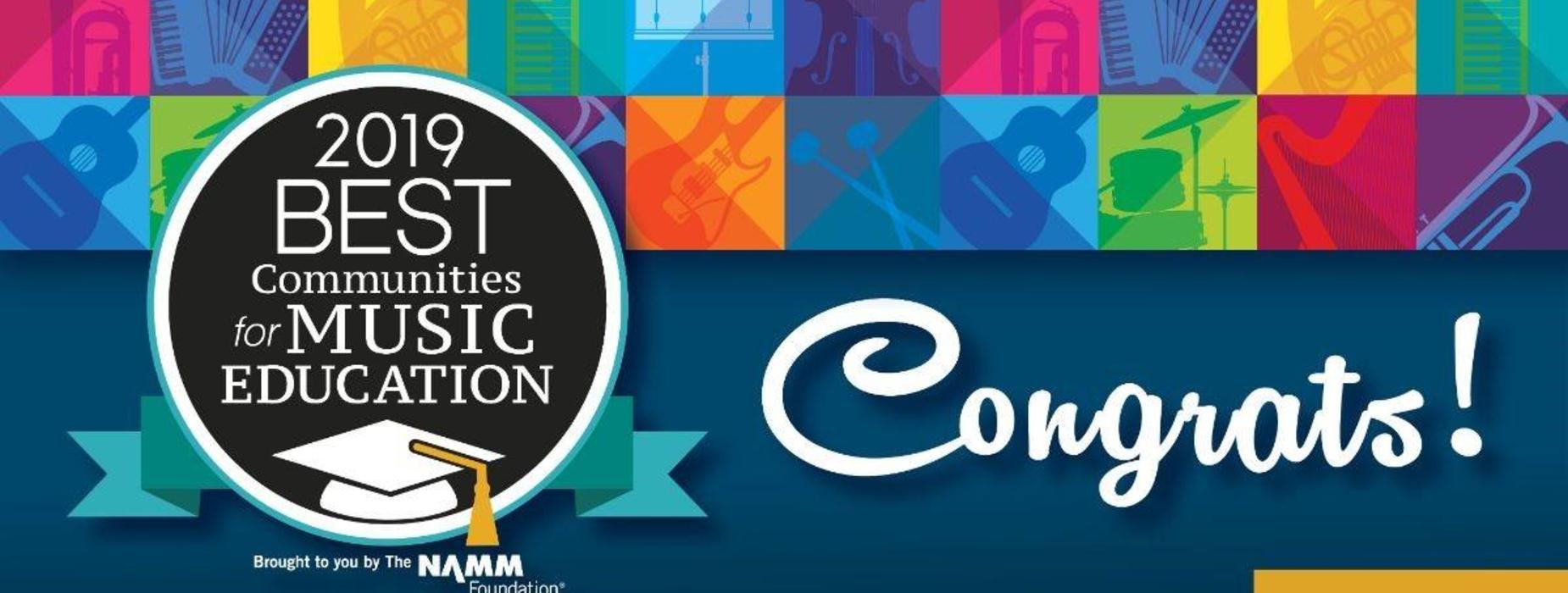 Norwin Music Program Wins Award