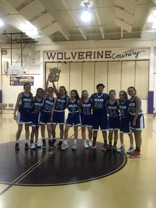 Lady Basketball Players