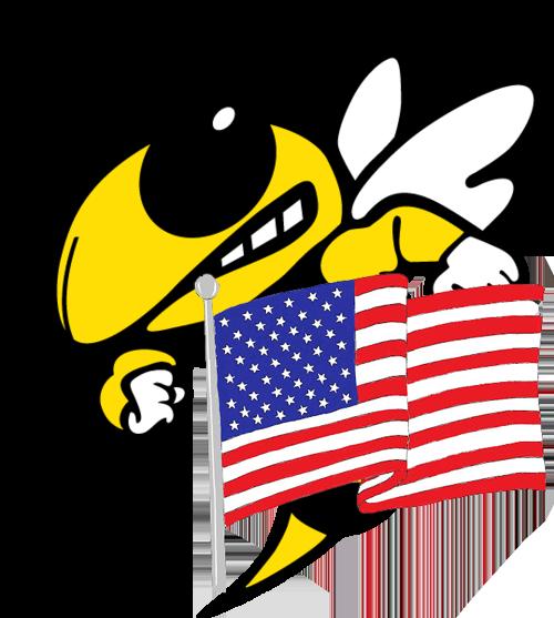 FASD BEE FLAG