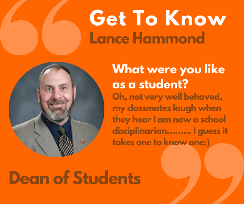 Lance Hammond