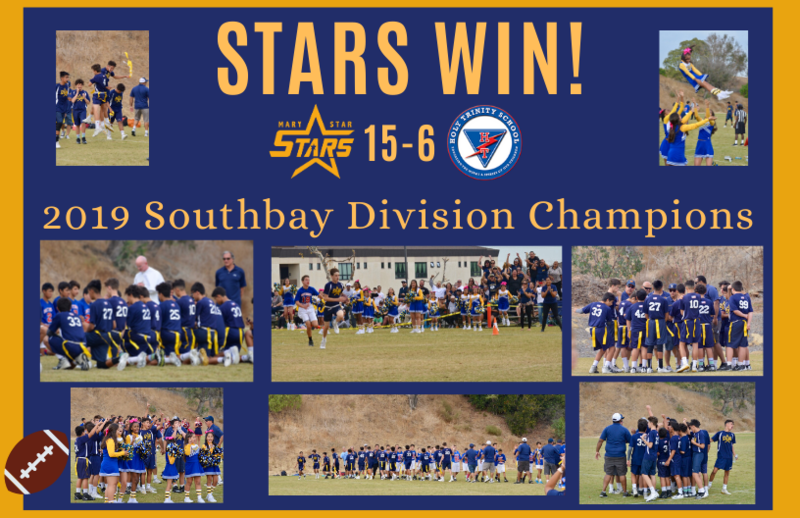 Stars Win!