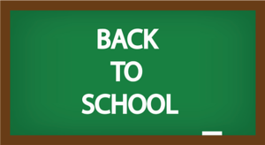 Back to school events
