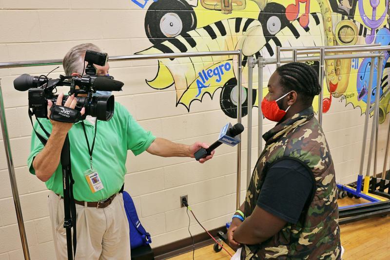 2021 Transition Fair Held at Hattiesburg High School Featured Photo