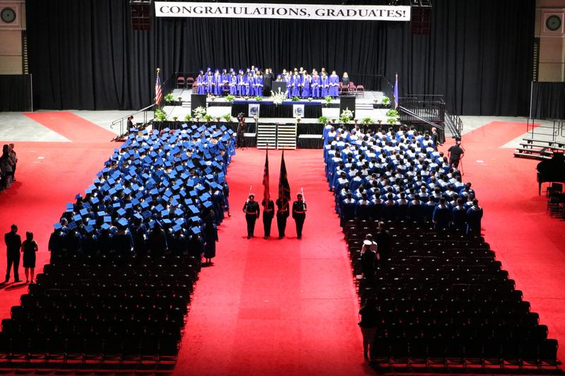 East Tech Graduation Image